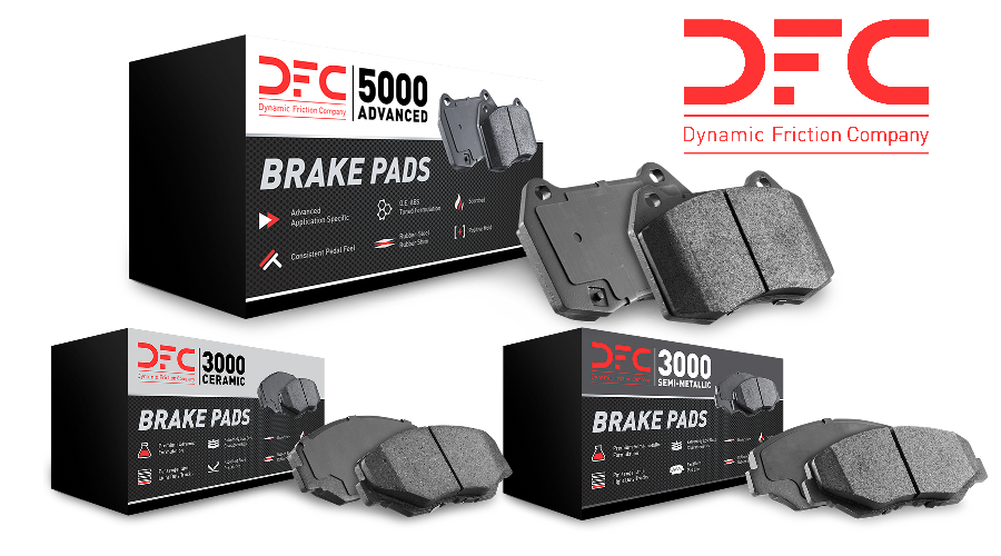 dynamic friction brakes